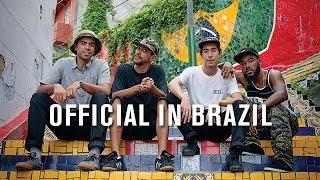 Official In Brazil -  TransWorld SKATEboarding