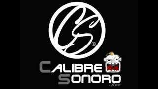 Calibre Sonoro - O RAP PARA MIM É SANTO (TMC) IMPROVISO&LETRA 2012