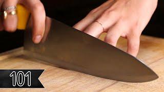 Basic Knife Skills width=