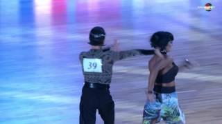 Giacomo Lazzarini - Roberta Benedetti | F Samba | World Open Minsk 2017