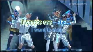 Verka Serduchka   Dancing Lasha Tumbai (karaoke)
