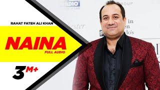 Naina | Hero 'Naam Yaad Rakhi' | Rahat Fateh Ali Khan | Full Music Video 2015 width=