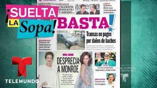 ¿Ninel Conde desprecia a Betty Monroe? | Suelta La Sopa | Entretenimiento