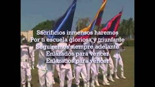 himno Escuela de Formación de Infantería de Marina de Colombia - letra