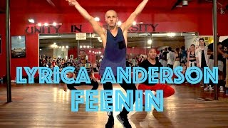 Lyrica Anderson - Feenin | Hamilton Evans Choreography