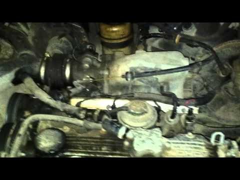 Стук в двигателе Daewoo Espero (C20LE)