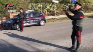 CAMPO CALABRO(RC): DUE ARRESTI PER FURTO