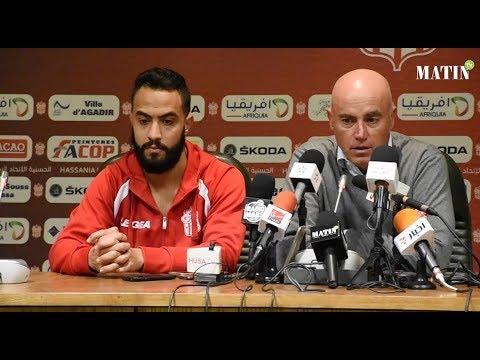 Miguel Gamondi, entraîneur du Hassania d'Agadir : «On a fait un match complet»