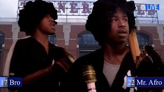 Afro Bros ATL Hoverball Playoffs ● Kevin Crawford - Comedy