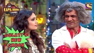 Dr. Gulati Has A New Crush - The Kapil Sharma Show