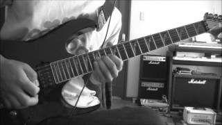 Busou Shoujo Machiavellianism [Battle BGM] Guitar Cover