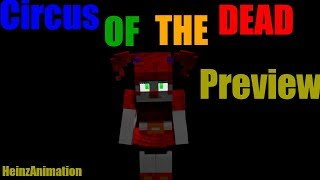 Circus of the Dead Teaser / Minecraft FNAF SL Music Video (song by TryHardNinja) Stopped to LOL