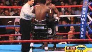 Floyd Mayweather vs Phillip Ndou.