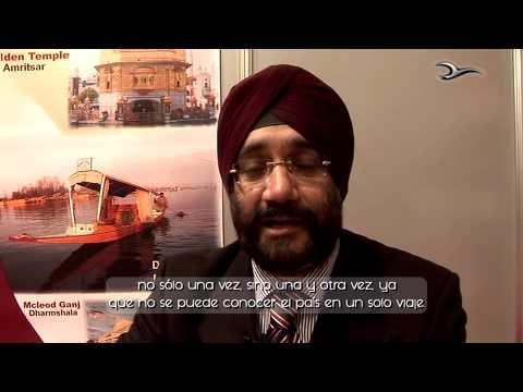 INDIA. NUESTROS GUIAS Y COLABORADORES NOS HABLAN DEL  VIAJE A LA  INDIA.  VIDEOS DE VIAJES AÑOS LUZ