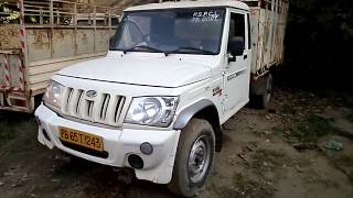 Mahindra Bolero Maxi Truck For Sale