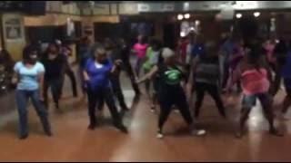 SOSU Dance: Doin' Me Line Dance (Ruth's Jam) - New Orleans, LA