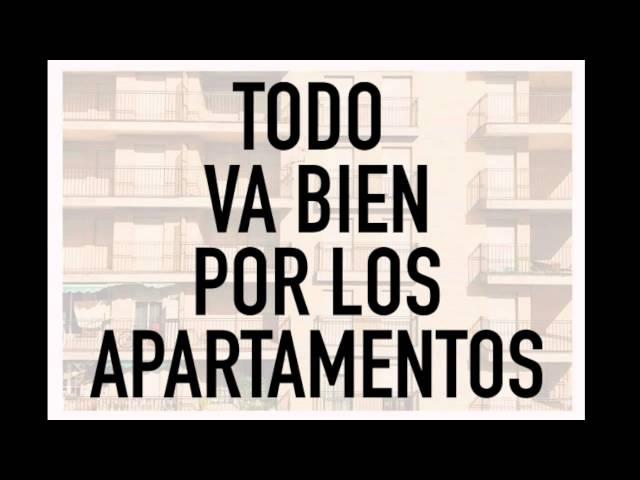 """Vídeo de la canción """"Todo va bien"""" de Apartamentos Acapulco."""