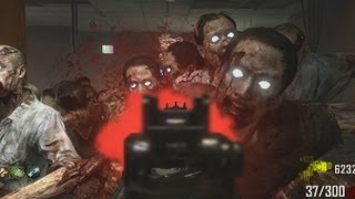 Black Ops 2 Zombies: PDW-57 Pack-A-Punched (Upgraded) - Predictive Death Wish 57000