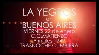 La Yegros - 2016 - Buenos Aires!