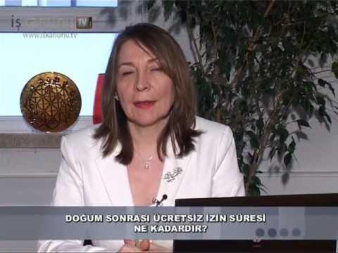 Kadın İşçinin Doğum ve Süt İzni - iskanunu.tv