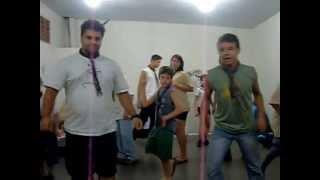 Joti 2012 - Tarefa 15 - A Dança do Tiro Liro Liro