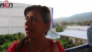 Hortencia Aldaco-Presidenta Municipal de Ayutla de los Libres.