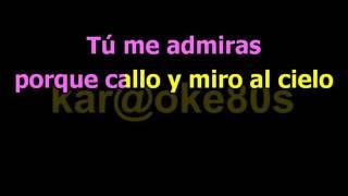 karaoke Tómame o Déjame estilo Thalía