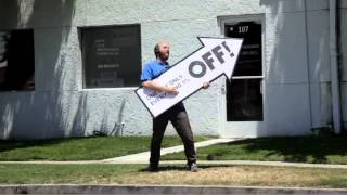 """OFF! - """"Cracked"""" (OFFicial video)"""