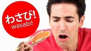 Americans Try Sushi For The First Time
