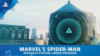 Marvel's Spider-Man (PS4) - Research Station - Under Pressure