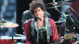 Bob Dylan - Across The Borderline (Live at Farm Aid 1986)