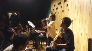 What Makes You Beautiful Cover - M7 Band - Major7 Cafe