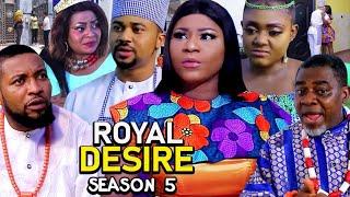 ROYAL DESIRE SEASON 5 (Trending New Movie HD)Destiny Etiko 2021 Latest Nigerian Nollywood  Movie
