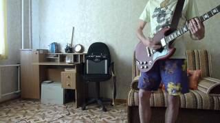 System Of A Down - Revenga (Guitar Cover) #2