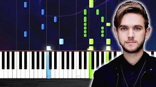 Zedd, Alessia Cara - Stay - Piano Tutorial by PlutaX
