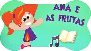 DVD Turminha da Natureza - EXTRA - Ana e as Frutas