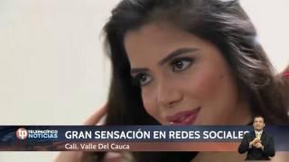 La modelo Lorena Orozco en entrevista con Óscar López Noguera | Telepacífico Noticias
