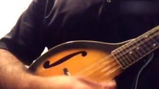 Rise Eddie Vedder - Into The Wild Mandolin Cover