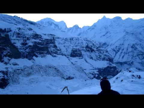 Annapurna Base Camp – Nepal