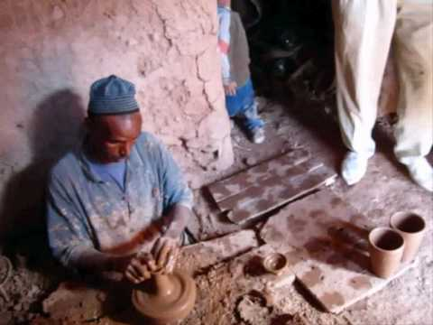 Authentic Morocco  – Tamegroute (Sustainable Pottery Factory)