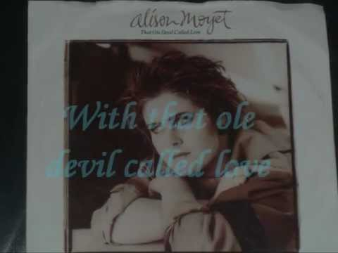 alison-moyet-that-ole-devil-called-love-lyrics-vinyl-1985-john-crook