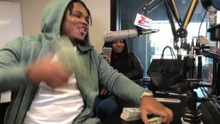 #POSTEDONTHECORNER - Tee Grizzley Stops By Z1079