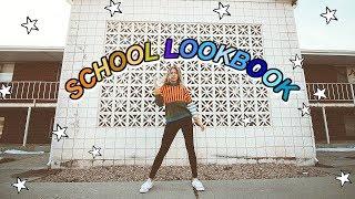 SCHOOL LOOKBOOK 2018 | Marla Catherine