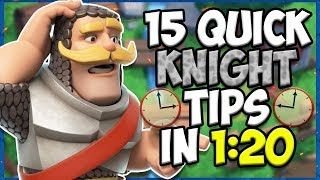 15 QUICK Tips About: The Knight