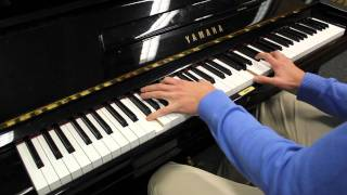 Joe Cocker - You Are So Beautiful  Piano Cover