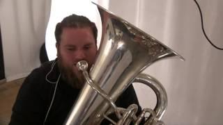 Tuba Solo - Second Wind - Olivier Truan (Promo)