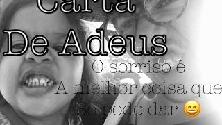 CARTA DE ADEUS...(CITACAO) -DE REPENTE #1