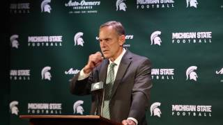 Mark Dantonio talks sexual assault issues around the country
