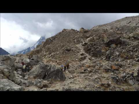 Mt Everest Base Camp Nepal, May 2012- Part 2.wmv