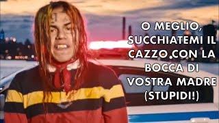 6ix9ine | 50 Cent -  Get The Strap Traduzione Italiana